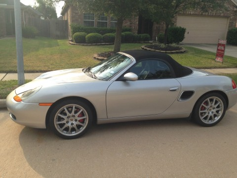 2002 Porsche Boxster S for sale