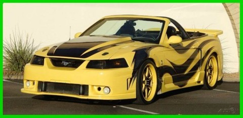 2003 Ford Mustang Cobra 4.6L Convertible for sale