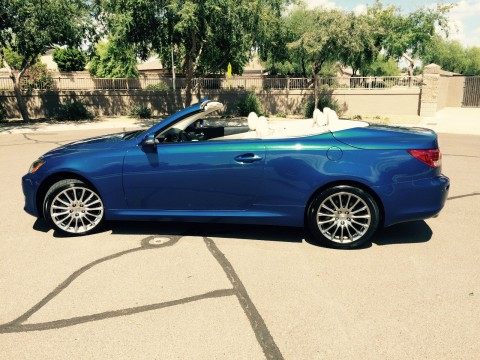 2010 Lexus IS350 C Convertible for sale