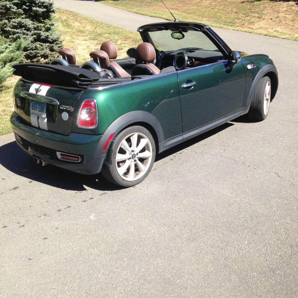 2012 Mini Cooper S Convertible For Sale