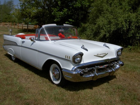 1957 Chevrolet Belair Convertible for sale