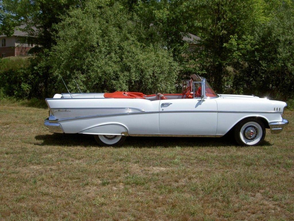 1957 Chevrolet Belair Convertible