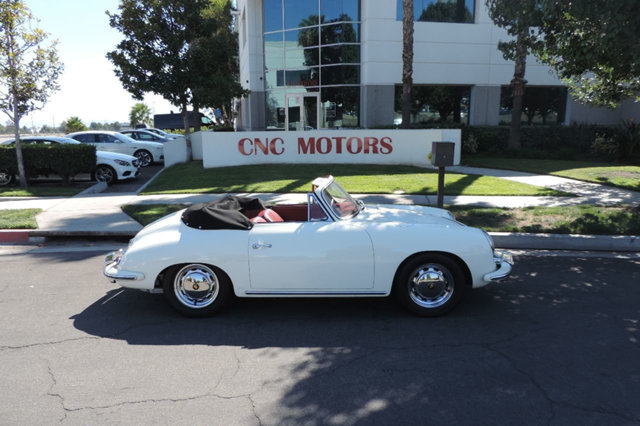 1964 Porsche 356 Sc Cabriolet For Sale
