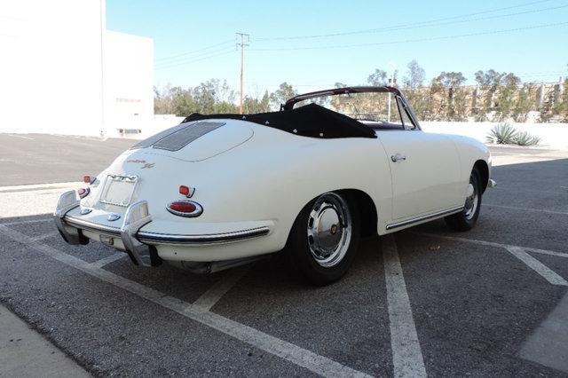 1964 Porsche 356 Sc Cabriolet For Sale