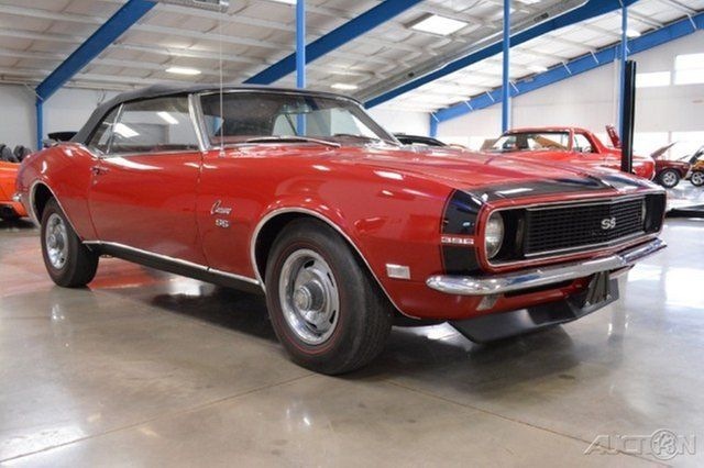 1968 Chevrolet Camaro SS/RS Convertible 396 Big block