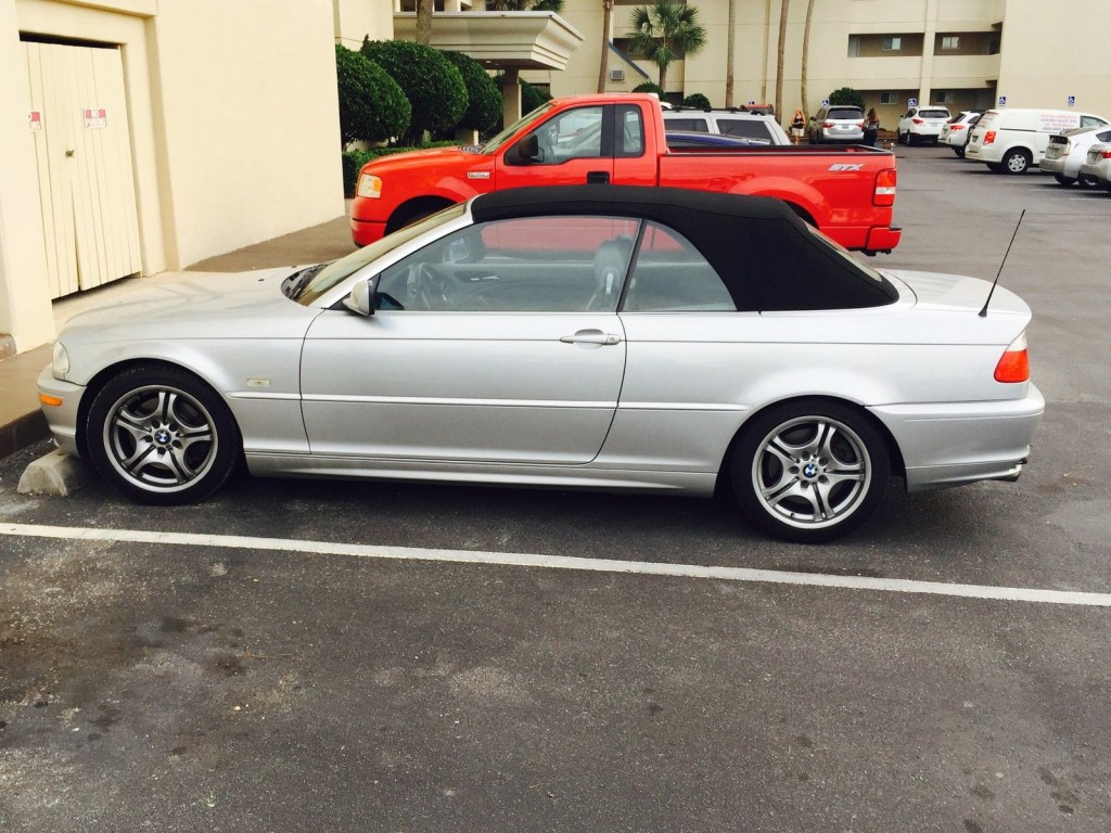 2002 BMW 3 Series 330ci Convertible for sale