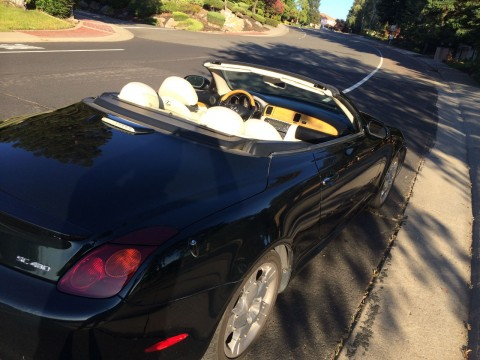 2004 Lexus SC430 Base Convertible 2 Door 4.3l for sale