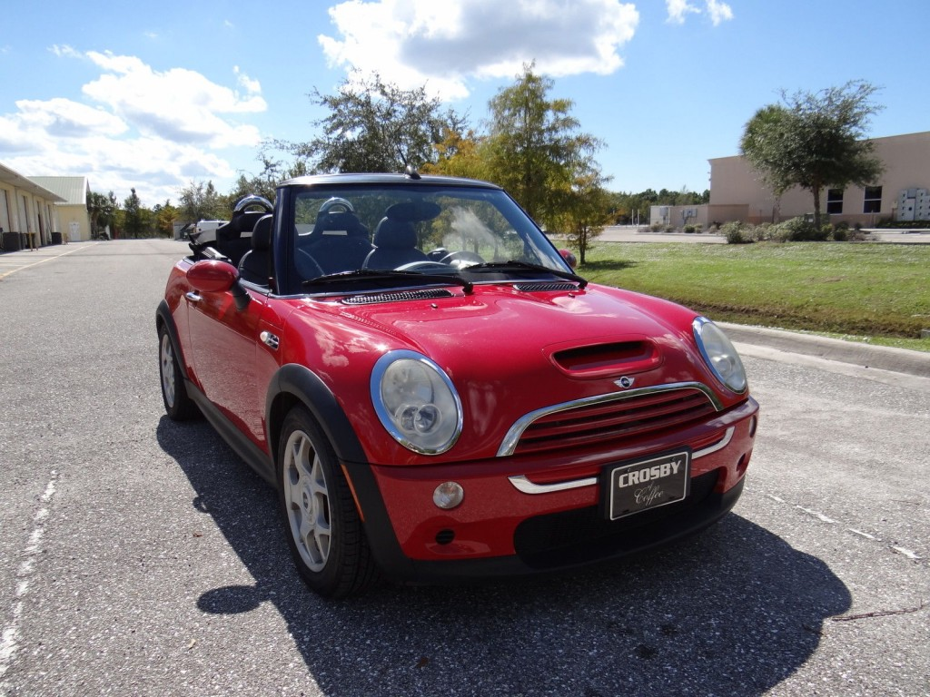 2007 mini cooper s convertible for sale. Black Bedroom Furniture Sets. Home Design Ideas