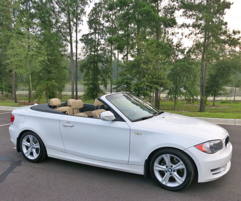 2010 BMW 1 Series Convertible For Sale