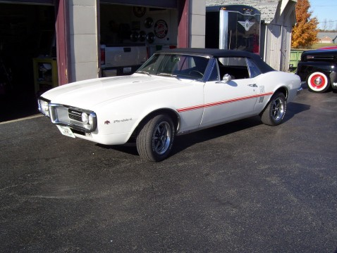 1967 Pontiac Firebird Convertible 3.8L Sprint for sale