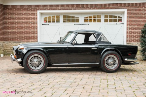 1969 Triumph TR250 Convertible for sale