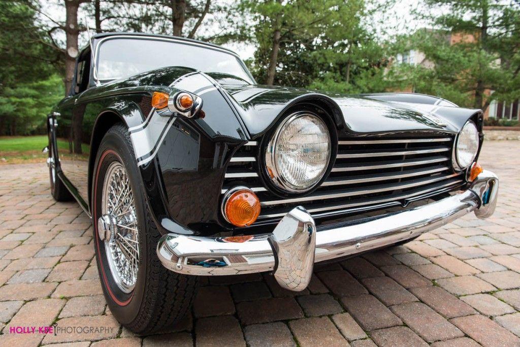 1969 Triumph TR250 Convertible