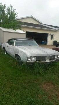 1970 Oldsmobile Cutlass Convertible for sale