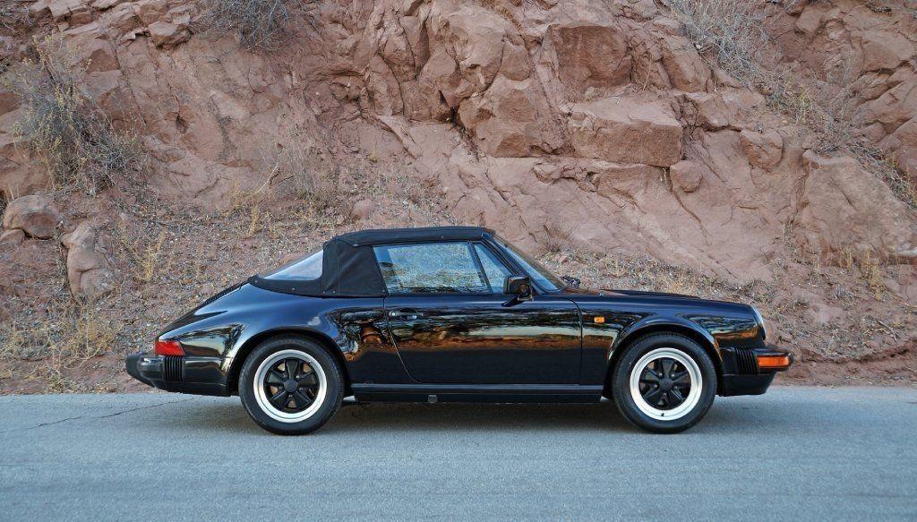 1983 Porsche 911 SC Cabriolet