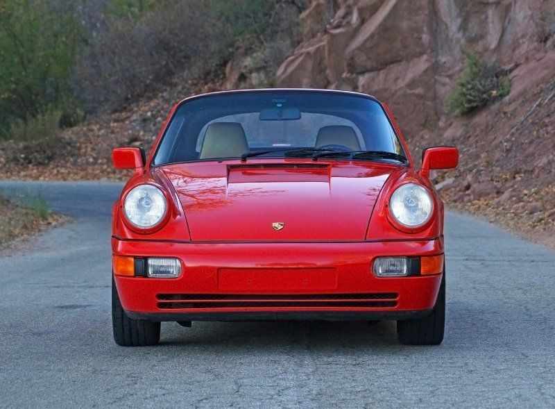 1990 Porsche 911 Carrera 2 Cabriolet (964)