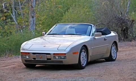 1990 Porsche 944 S2 Cabriolet for sale