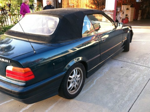 1997 BMW 328 Convertible for sale