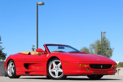 1999 Ferrari 355 Spyder F1 for sale