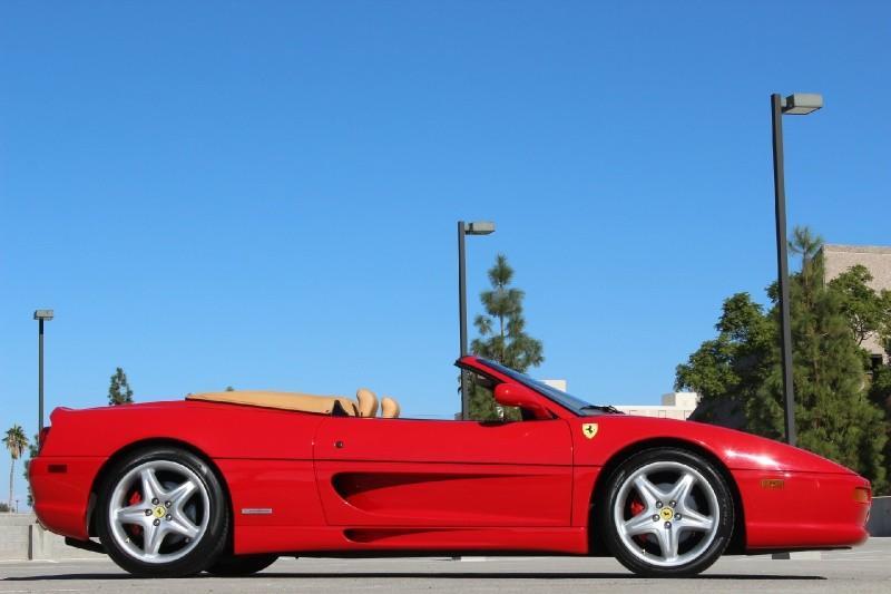 1999 Ferrari 355 Spyder F1