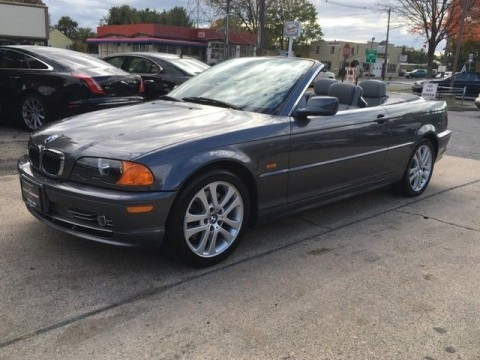 2001 BMW 3 Series 330Ci Convertible for sale