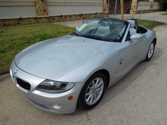 2005 Bmw Z4 2 5i 6 Cylinder Convertible For Sale