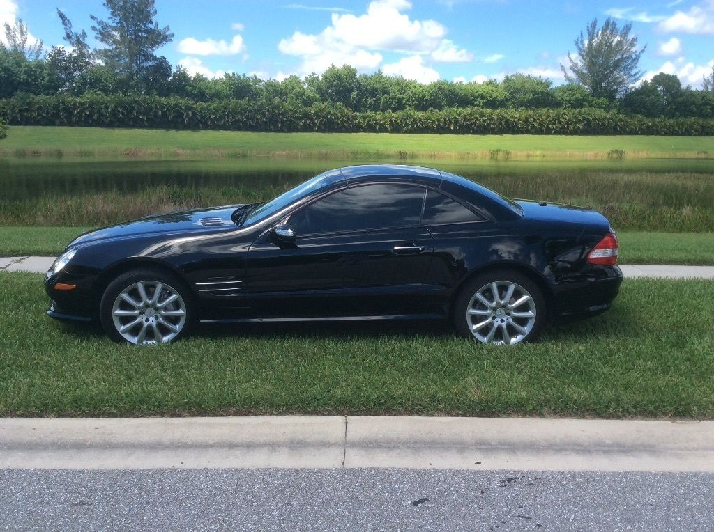 2007 mercedes benz sl550 for sale for Mercedes benz sl550 convertible for sale