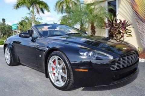 2008 Aston Martin Vantage Convertible for sale