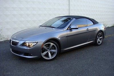 2010 BMW 650i Convertible for sale