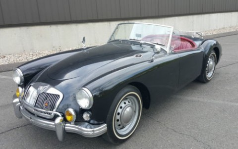 1959 MGA Roadster for sale