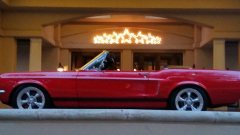 """1968 Ford Mustang """"Mary Jane"""" Convertible for sale"""