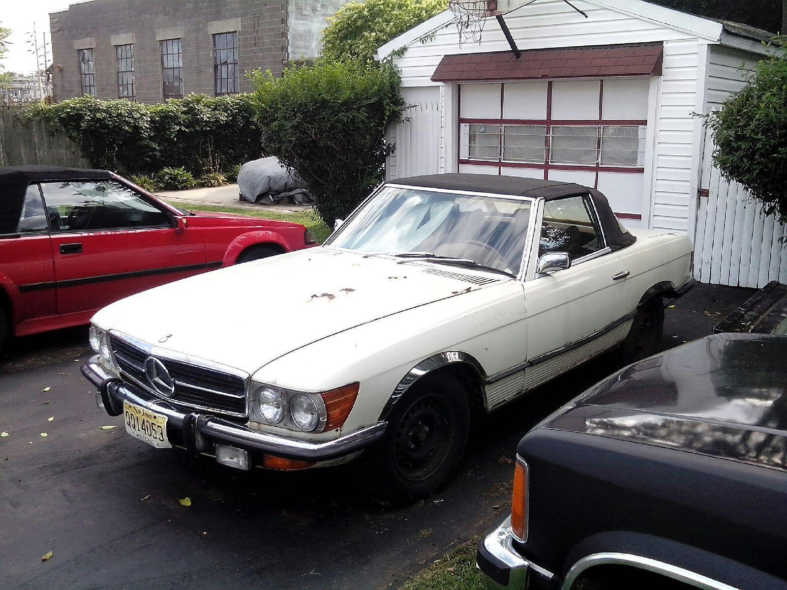 1972 Mercedes Benz 450 Sl Roadster For Sale