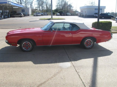 1972 Oldsmobile Cutlass Supreme Convertible for sale
