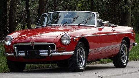 1973 MGB British Leyland Convertible for sale