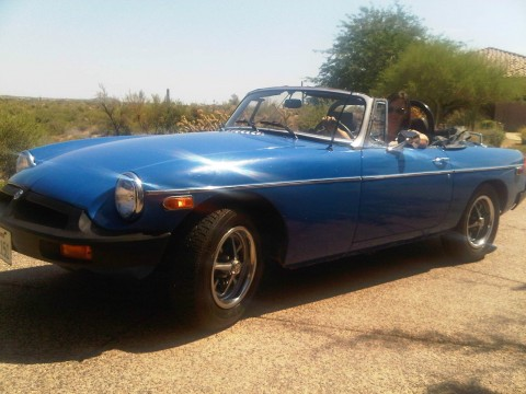 1977 MG MGB Convertible for sale