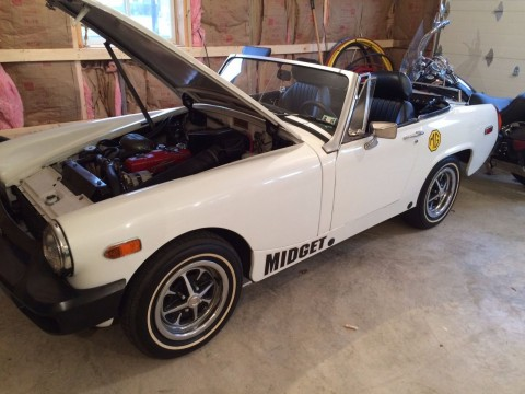 1977 MG Midget Convertible for sale