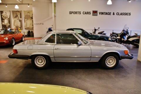 1980 Mercedes-Benz 450SL Convertible for sale