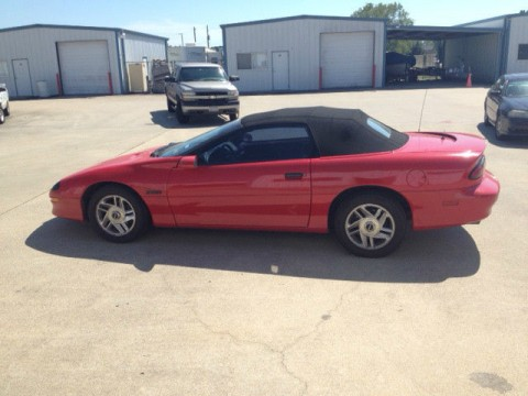 1995 Chevrolet Camaro Z-28 Convertible for sale