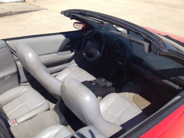 1995 Chevrolet Camaro Z-28 Convertible