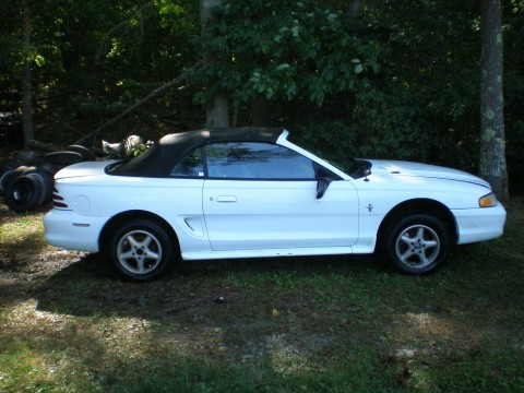 1995 Ford Mustang Convertible for sale