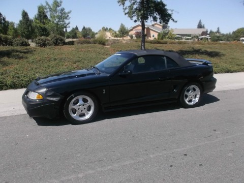 1995 Ford Mustang SVT Cobra Convertible for sale