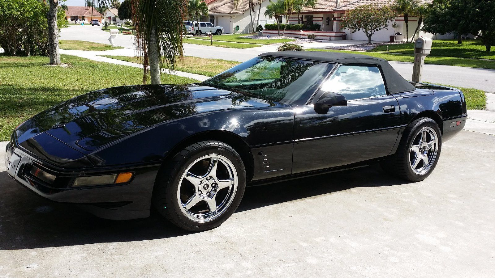 1996 chevrolet corvette convertible for sale. Black Bedroom Furniture Sets. Home Design Ideas