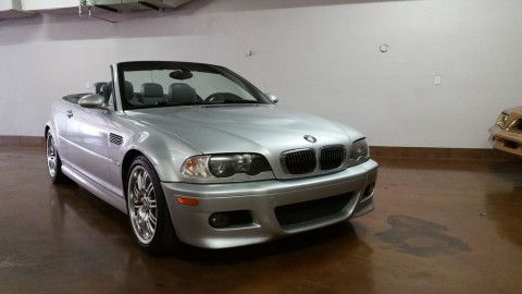 2001 BMW M3 6 Speed manual Convertible for sale