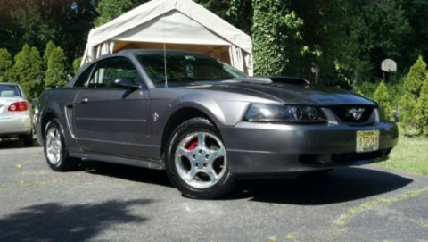 2003 Ford Mustang Convertible 3.8L for sale