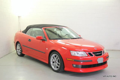 2004 Saab 9 3 2dr Convertible Aero for sale