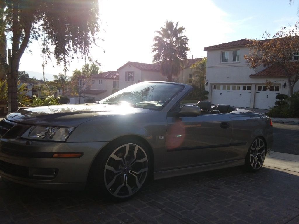 2004 Saab 9 3 Arc Convertible For Sale