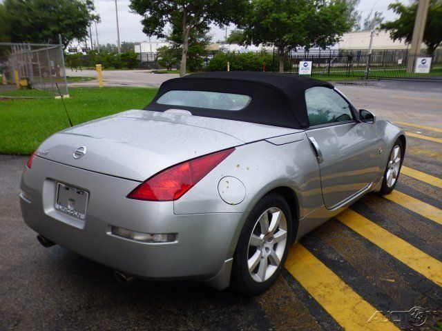 2005 Nissan 350z Touring Convertible For Sale