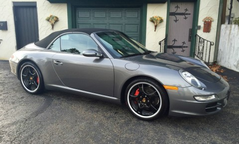 2008 Porsche 911 S Cabriolet for sale