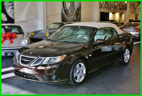 2011 Saab 9 3 Turbo4 Convertible for sale