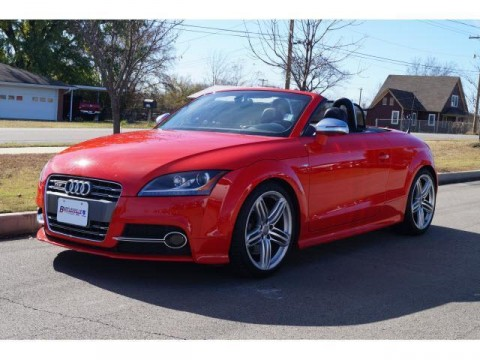 2012 Audi TTS Convertible for sale