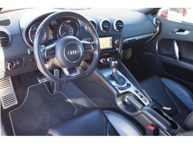 2012 Audi TTS Convertible